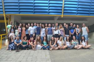Equipe Núcleo Viçosa Em Rede em 2017.2